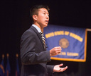Trinity Senior Timothy Park Appointed to All Four Major U.S. Military Academies