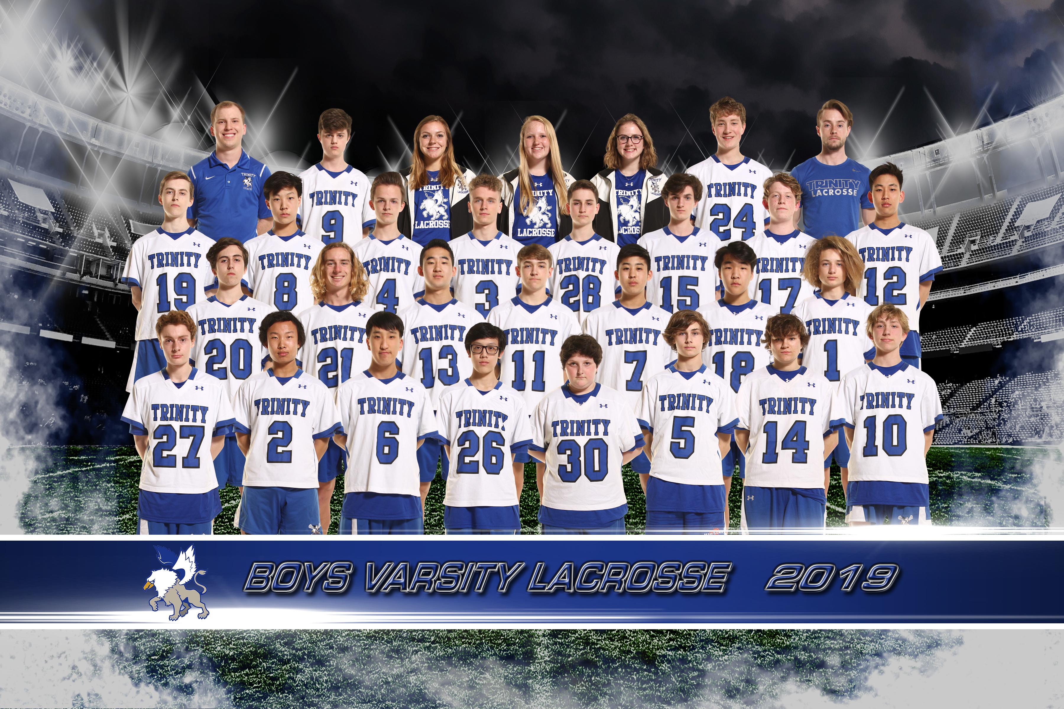 Lacrosse - Boys Varsity - Trinity Christian School